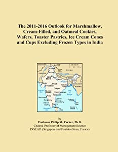 The 2011-2016 Outlook for Cookies, Wafers, and Ice Cream Cones and Cups Excluding Frozen Types in India Icon Group International