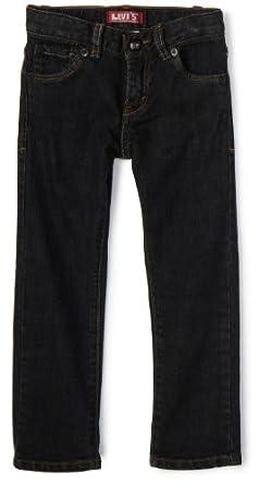 Levi's Little Boys' 510 Super Skinny Jean, Stretch Rinse, 3T