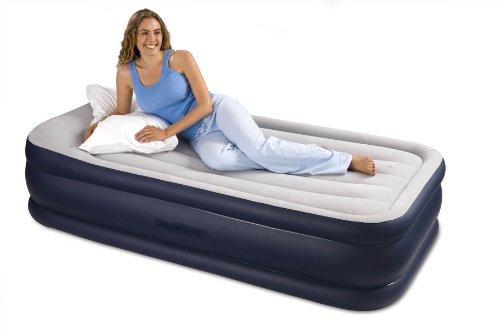Intex Deluxe Pillow Rest Rising Comfort Twin