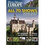 Rick Steves' Europe, 2000-2007: All 70 Shows ~ Rick Steves