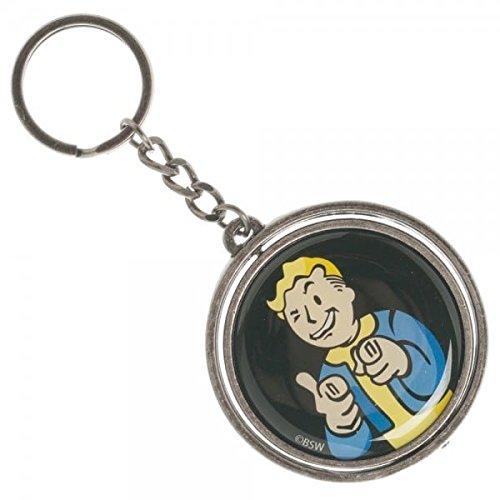 Fallout / Nuka Cola Spinner Portachiavi