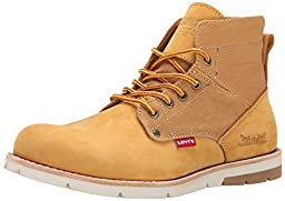 Levis Men\'s Jax Engineer Boot, Wheat, 13 M US