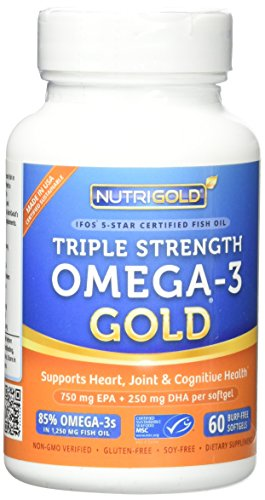 Fish oil and depression choosing the best omega 3 supplement for Nutrigold fish oil