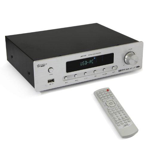 Hifi360 Hf-D1B Ac3 Dts 5.1 Usb Dac Digit Audio Decoder For Dvd Computer Hifi