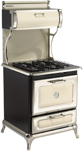 Heartland Classic 30 In Dual Fuel Propane Range 4210Cdpivy Ivory front-587636