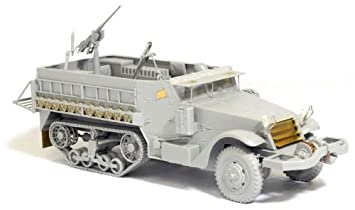 Dragon - D6362 - Maquette - Mortar Motor Carriage M21 - Echelle 1:35