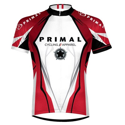 Buy Low Price Primal Cru Cycling Jersey by Primal Wear Men's Short Sleeve (CRU1J202)