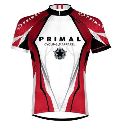 Image of Primal Cru Cycling Jersey by Primal Wear Men's Short Sleeve (CRU1J202)