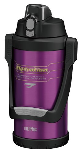 THERMOS vacuum insulation sports jag 2.0L Purple FFO-2000 PL