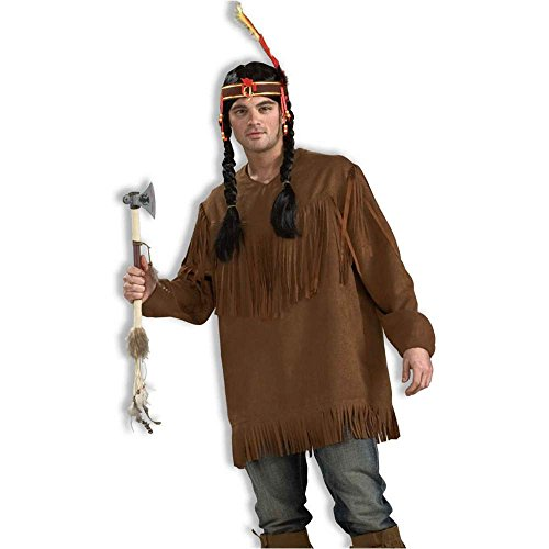 Native American Indian Costume Shirt