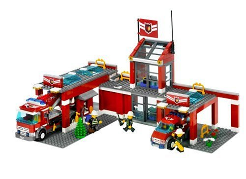 Picture of Legos 7945