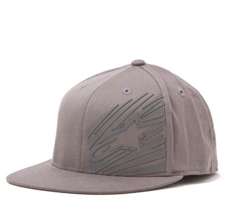 Alpinestars Neal 210 Flat Brim Hat Charcoal S/M Small/Medium