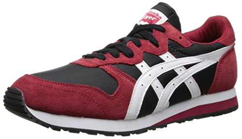 Onitsuka Tiger OC Runner Fashion Sneaker,Black/White,12 M US/13.5 M US Women's