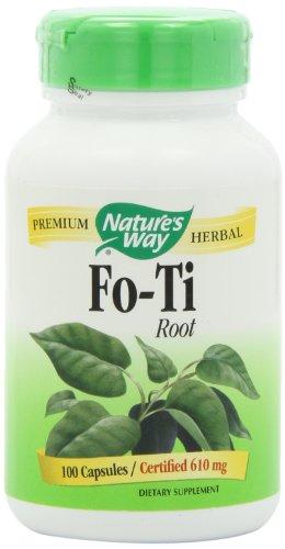 Health benefits of fo-ti