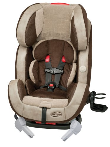 Best Review Of Evenflo Symphony 65 E3 All in One Car Seat, Cicero
