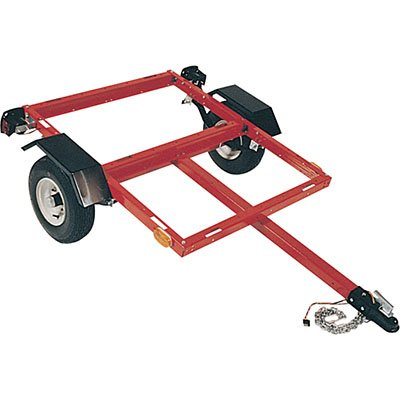 - Northern Industrial Easy-to-Assemble Utility Trailer Kit - 40in. x 48in.