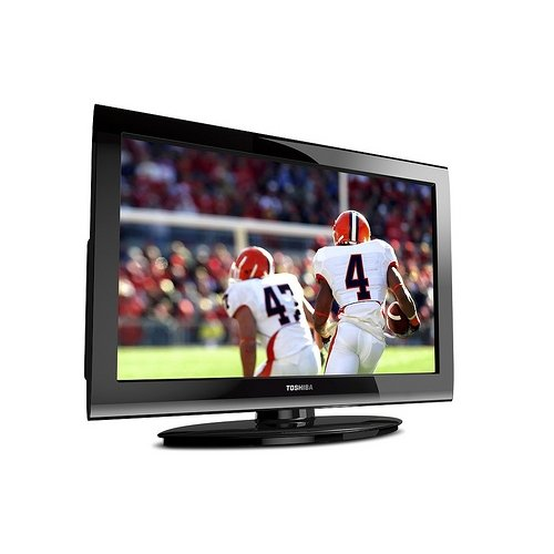 Toshiba 32C120U 32-Inch 720p 60Hz LCD HDTV (Black)