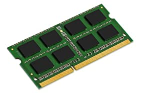 Kingston ValueRAM 4GB 1600MHz DDR3 Non - ECC CL11 SODIMM Notebook Memory KVR16S11/4