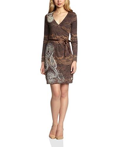 Desigual Kleid Lisa grau