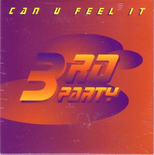 3rd Party - Can U Feel It [CD-Single] - Zortam Music
