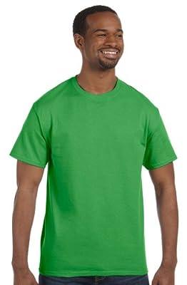 Hanes - 6 oz. Tagless T-Shirt >> 2XL,SHAMROCK GREEN