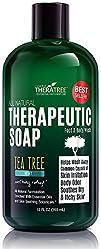 Antifungal Soap with Tea Tree Oil & N…