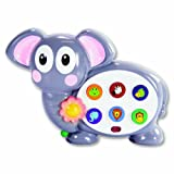 The Learning Journey Early Learning Safari Sam Electronic Learning Toy