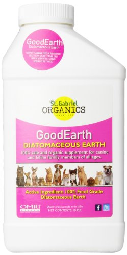 Goodearth Diatomaceous Earth Dog And Cat Supplement
