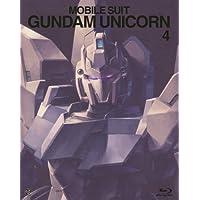 機動戦士ガンダムUC 4(ガンダム 35thアニバーサリー アンコール版) [Blu-ray]