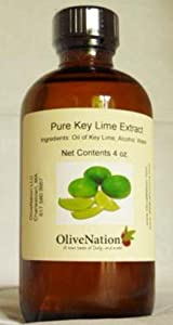 OliveNation Pure Key Lime Extract 32 oz.