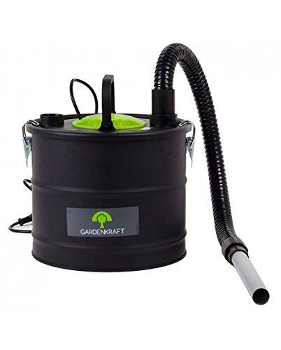 Aspirateur Vide - Cendres cheminée - poêle - Hepa 1200W GardenKraft Souffleur