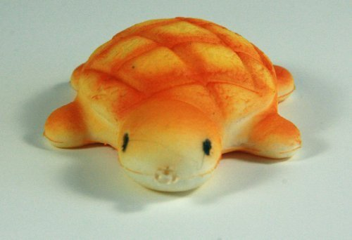 Mini Turtle Melon Pan Bun Squishy - 1