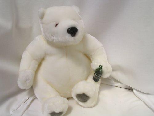 Coca Cola Polar Bear Plush Toy 13