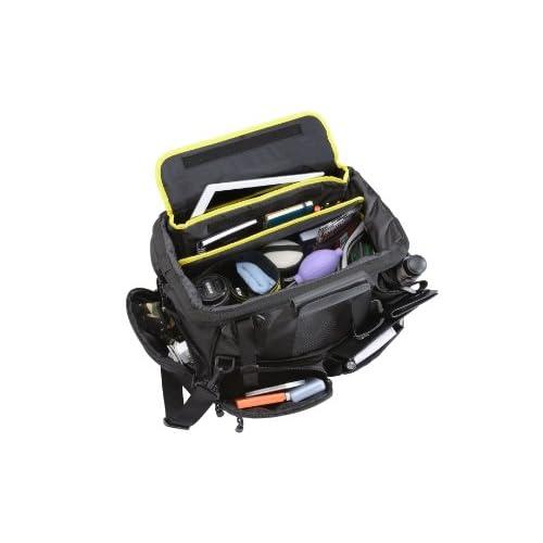 Nikon ボストンバッグ アーバンボストンバッグ L 23.7L 中型三脚装着可能 ブラック UBL