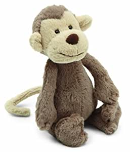 Jellycat - Bashful Monkey - Small