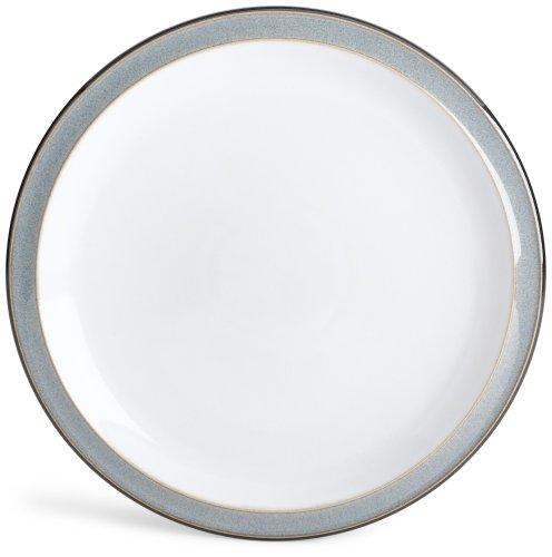 Denby Jet Grey Dinner Plate