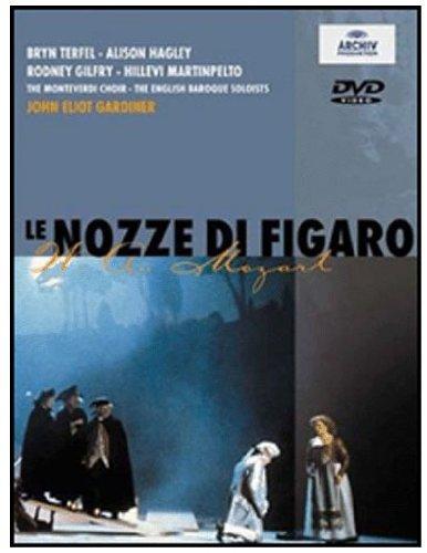 Le Nozze Di Figaro (J.E.Garnier) - Mozart - DVD