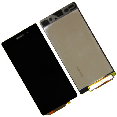 Lcd Screen Display Assembly Touch Digitizer For Sony Xperia Z2 D6502 D6503 D6543 L50 Black.