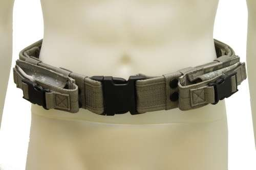 Airsoft Tactical Duty Web Nylon Belt ACU (Airsplat Guns compare prices)