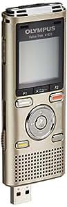 OLYMPUS ICレコーダー VoiceTrek 8GB リニアPCM対応 MicroSD対応 GLD ゴールド V-823
