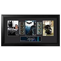 Batman: The Dark Knight (Series 3) Trio Film Cell Presentation