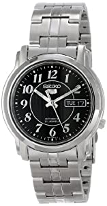 Seiko Men's SNKL93 Automatic Stainless Steel Watch