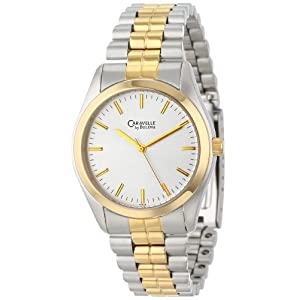 Caravelle by Bulova Mens 45A08 Stainless