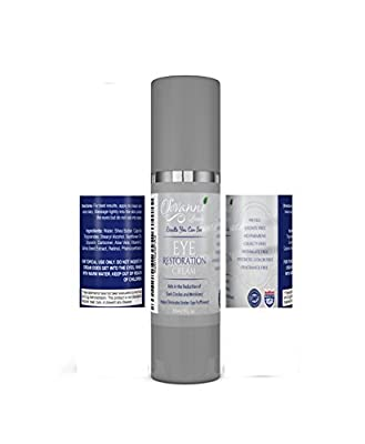 Best Cheap Deal for Eye Cream for Puffiness, Dark Circles, Wrinkles 1oz Pump Bottle The Best Eye Wrinkle cream with Shea Butter, Quinoa Seed, Vitamin E, Aloe Vera, Sunflower Oil and Rentinol by Chummy Supply Co. - Free 2 Day Shipping Available