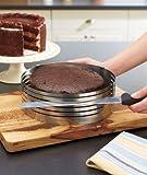 Multi Layer Cake Slicing Ring
