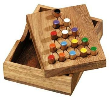 Cheap Winshare and Games Last Fighter Wooden Brain Teaser Puzzle (B005IDO6VS)