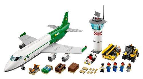 レゴ シティ エアカーゴターミナル 60022