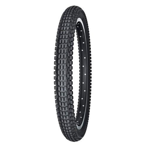 Michelin BMX Copertone Mambo, Nero (schwarz), 54-406 (20x2.125)