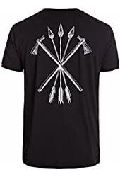 DC Shoes Men's Tomahawks T Shirt Black