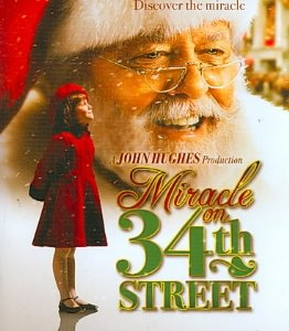 Miracle On 34th Street Blu-ray by Twentieth Century Fox